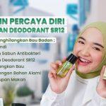 deodorant spray sr12 herbal skincare