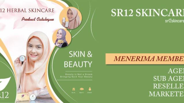 member reseller sr12 herbal skincare