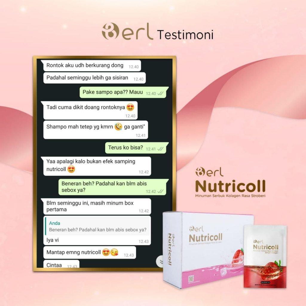 testimoni nutricoll b erl cosmetic