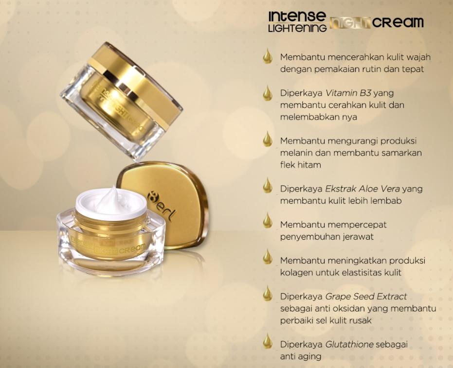 night cream b erl cosmetics